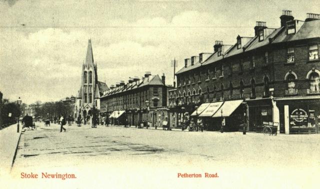 1903 - Petherton Road, Stoke Newington