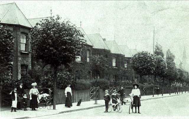 1905 - Fairholt Road, Stoke Newington
