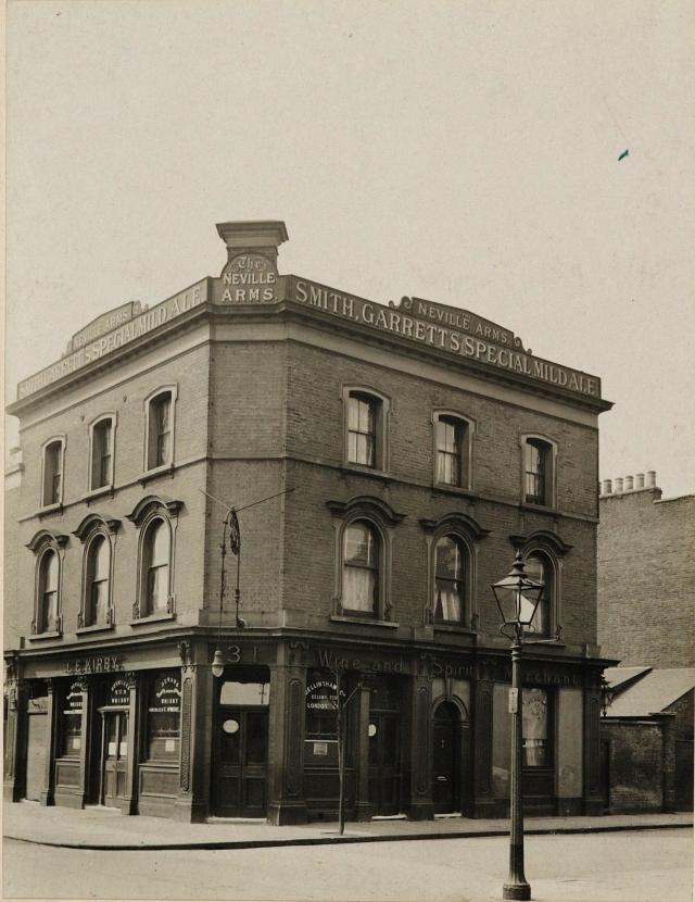 31 Nevill Road, Stoke Newington