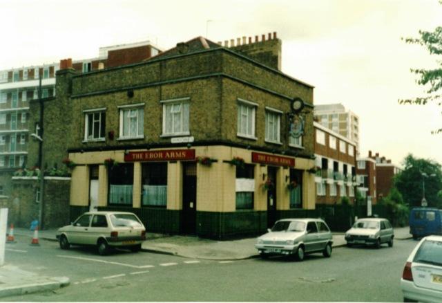 Ebor Arms, 75 Howard Road, Stoke Newington 3